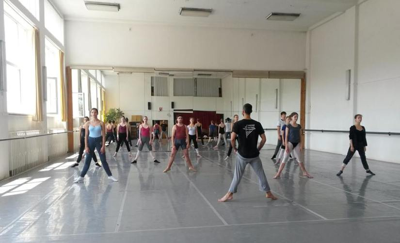 Dance Workshop in Budapest