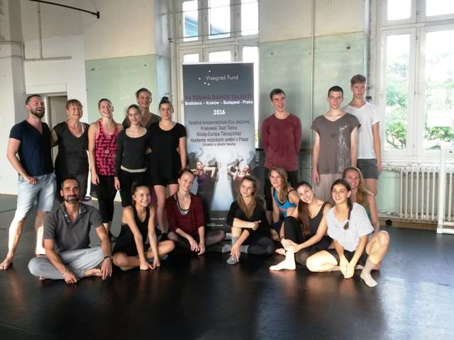 Dance Workshop in Budapest2